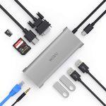 WIWU Alpha 11 in 1 | هاب 11 پورت USB-C ویوو